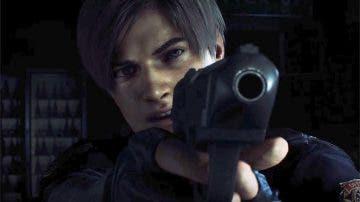 Resident Evil 2 Remake podría haber sido en primera persona 7
