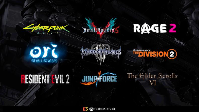 Los 5 mejores juegos del E3 2018 para la redacción 1