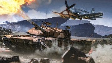 Ya se encuentra disponible el acceso anticipado de War Thunder 3