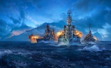 La beta cerrada de World of Warships concreta su fecha y abre inscripción 4
