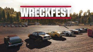 Wreckfest presenta fecha de lanzamiento y ediciones para Xbox One 7