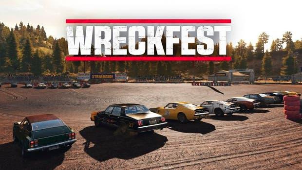 Wreckfest pospone su lanzamiento en consolas a 2019 1