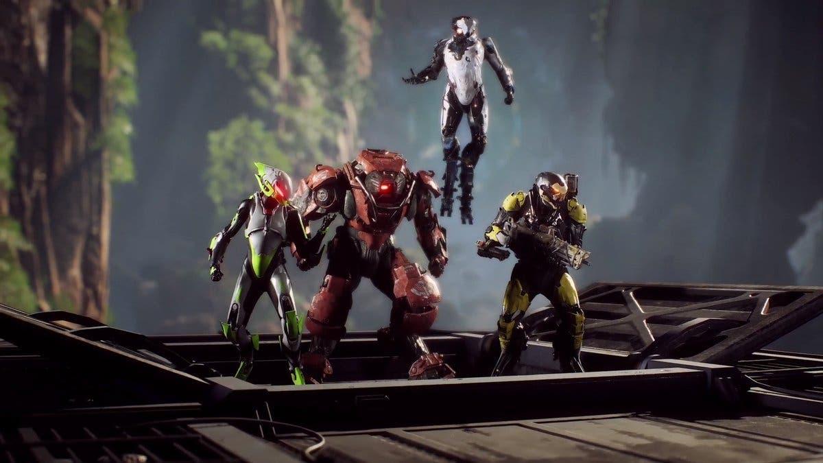 Nuevas informaciones sobre la progresión, personalización y las armas de Anthem 2