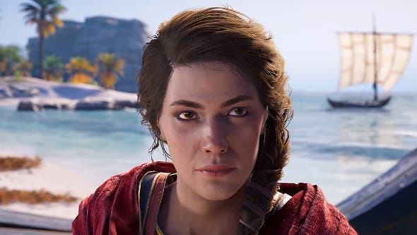 Assassin's Creed Odyssey recibirá una armadura y arma basados en Assassin's Creed Valhalla 1