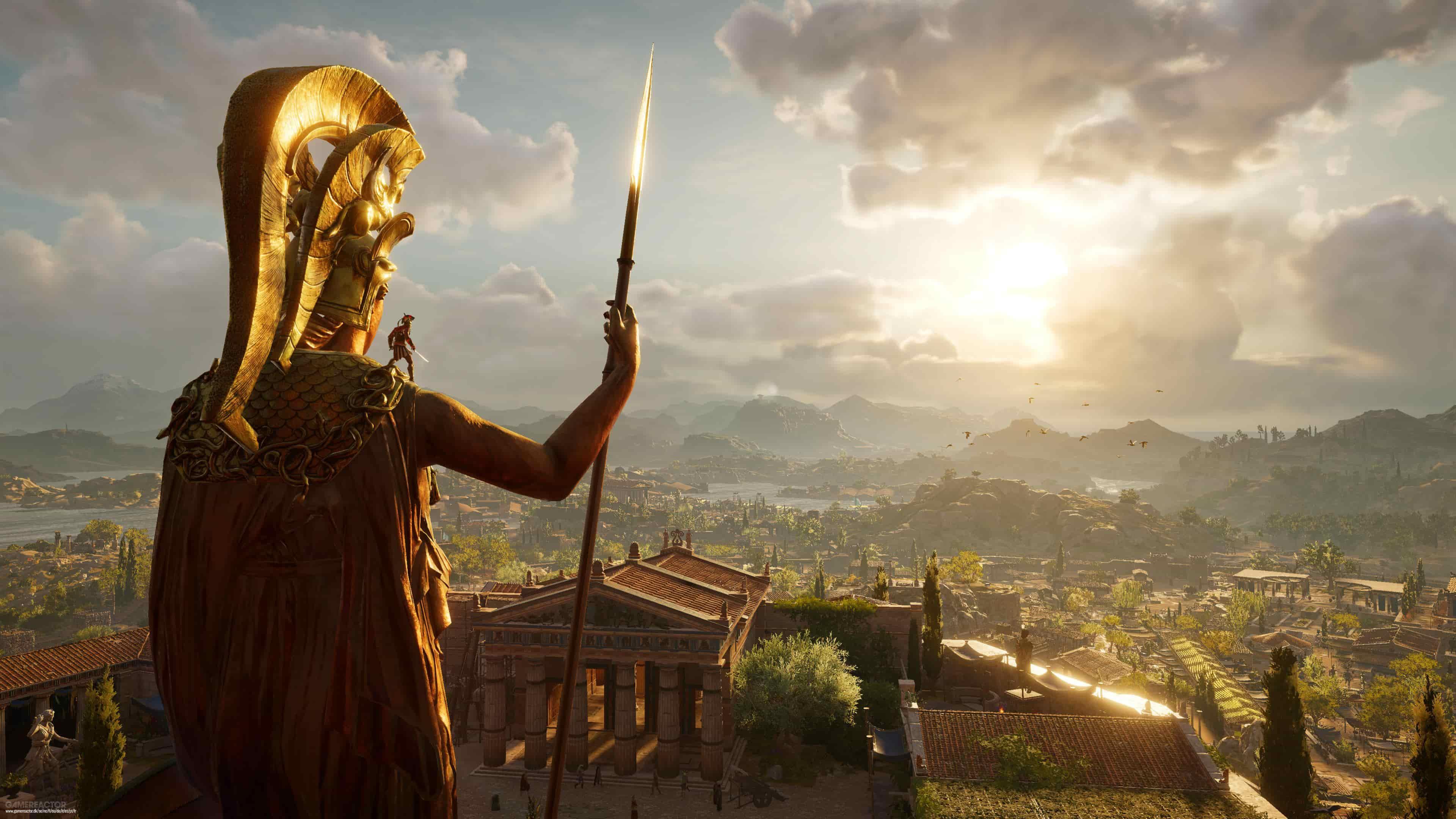 Assassin's Creed Odyssey tiene el mapa más grande de la ...