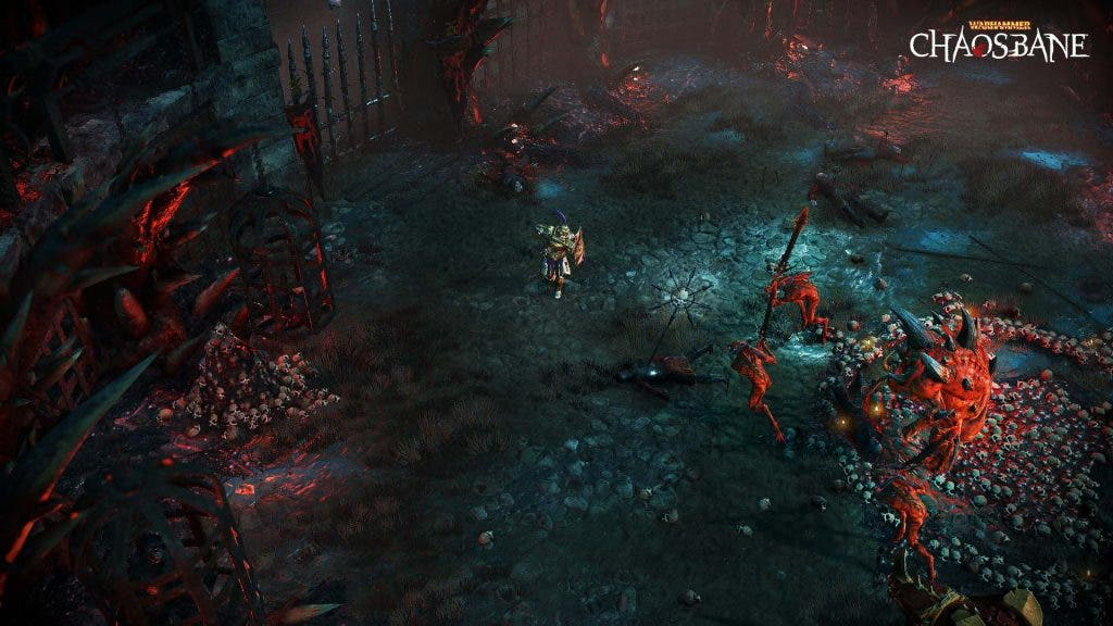 Descubre una nueva propuesta ARPG de Warhammer, Warhammer: Chaosbane 2