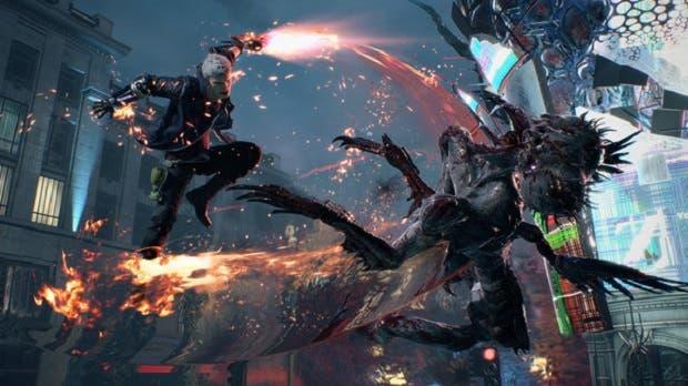 Impresiones y gameplay de la demo de Devil May Cry 5 2