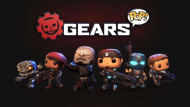 Primer gameplay de Gears Pop!, el videojuego de móvil de Gears of War 1