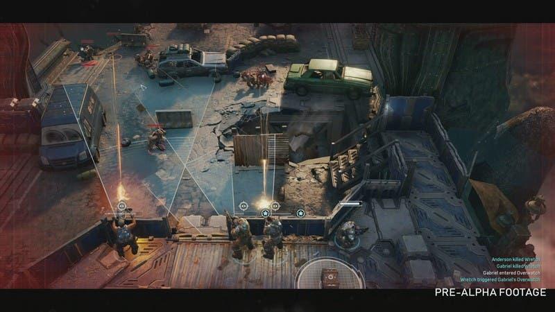 Gears Tactics confirma su llegada a Xbox One