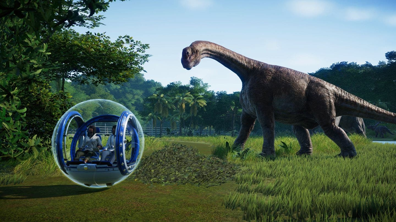 Análisis de Jurassic World Evolution - Xbox One 3