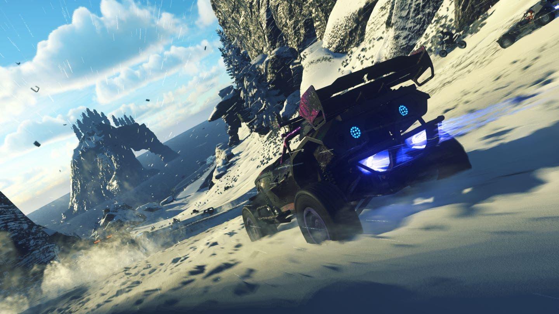 Análisis de Onrush - Xbox One 2