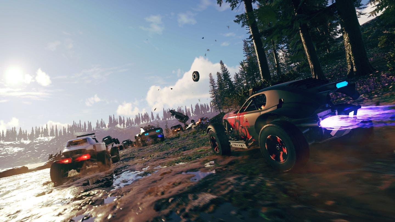 Análisis de Onrush - Xbox One 1