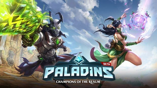 Paladins añade cross-play entre Xbox One, Pc y Nintendo Switch 1