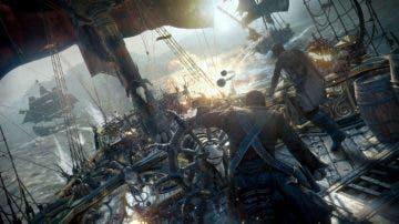 Nuevo gameplay de Skull and Bones, cañonazos en alta mar 7