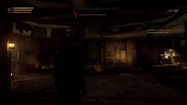 Análisis de Vampyr - Xbox One 2