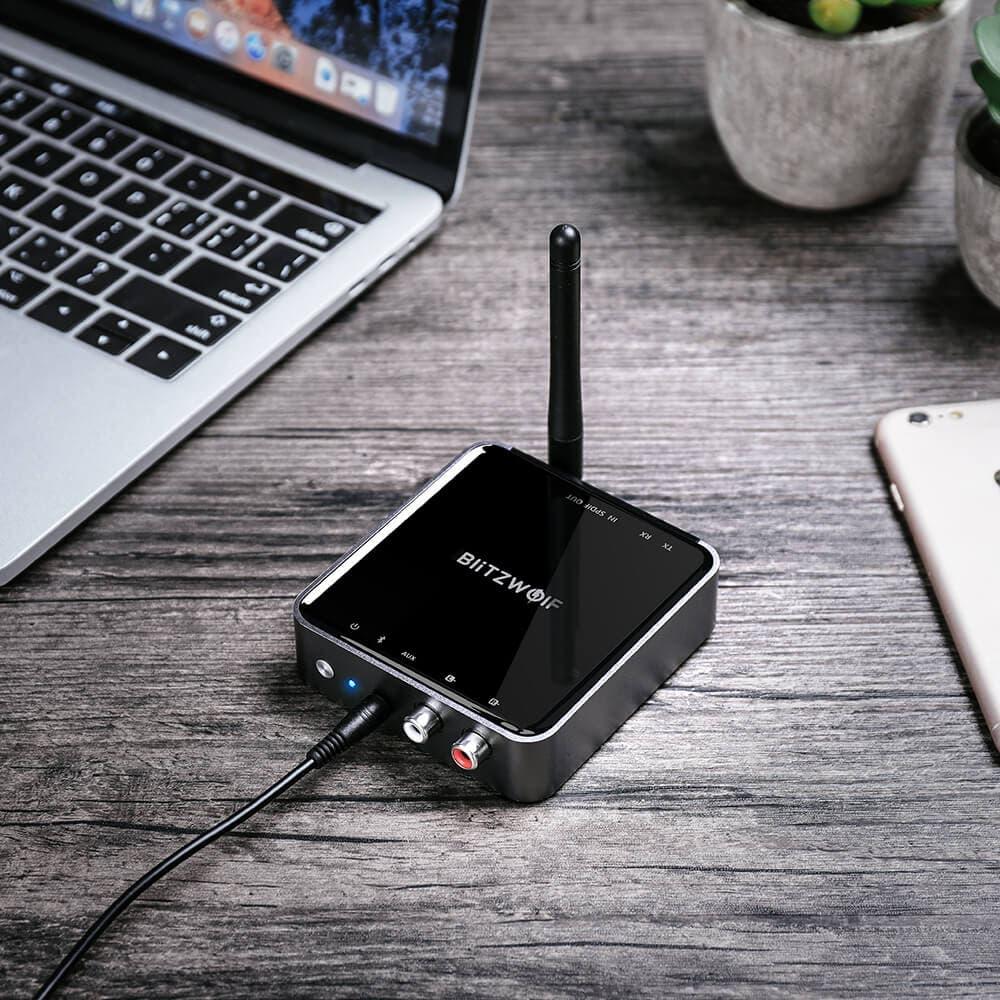 Ofertas en la marca BlitzWolf: auriculares, powerbanks, barras de sonido... 3
