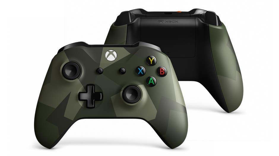 Regresa un mando de Xbox One en una reedición oficial y mejorada 2