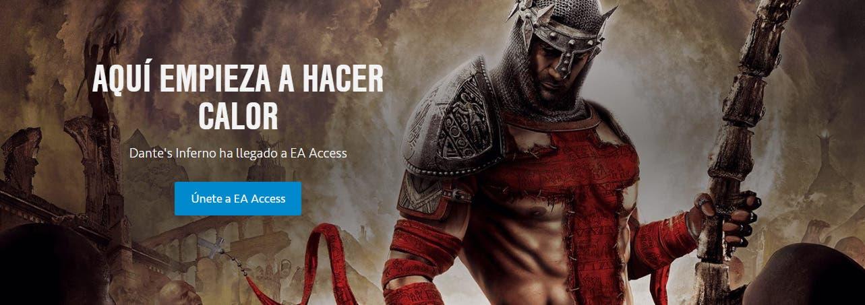 Dante's Inferno llega gratis a EA Access 2