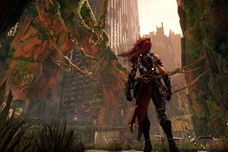 Gameplay de Darksiders 3 con más de 10 minutos de apocalipsis 1