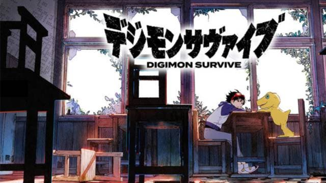 Digimon llega a Xbox One con el RPG Digimon Survive 1