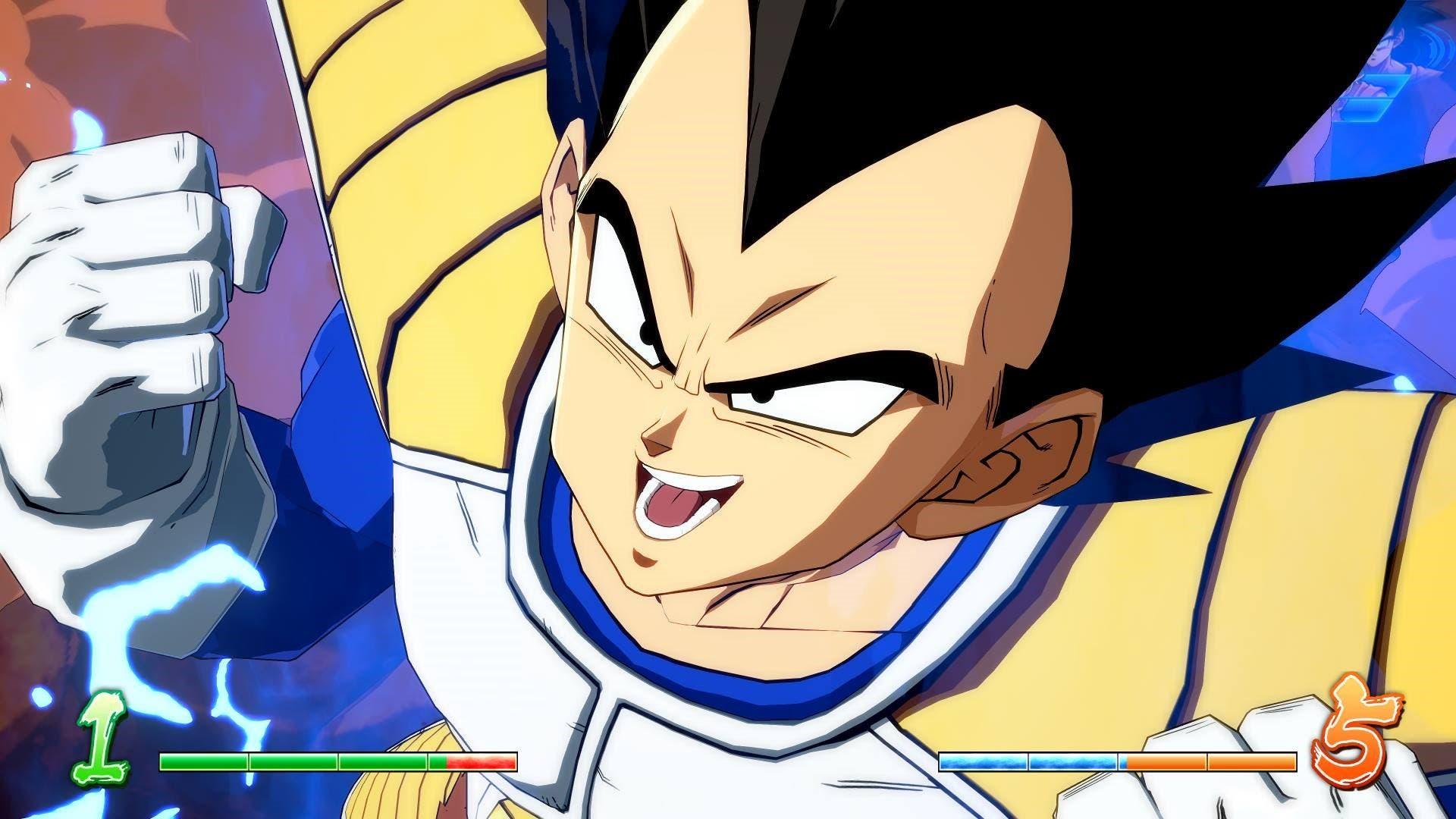 Dragon Ball FighterZ disponible gratis vía Free Play Days