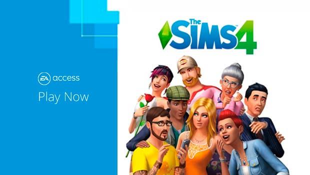 Ya disponible Los Sims 4 gratis en EA Access 1