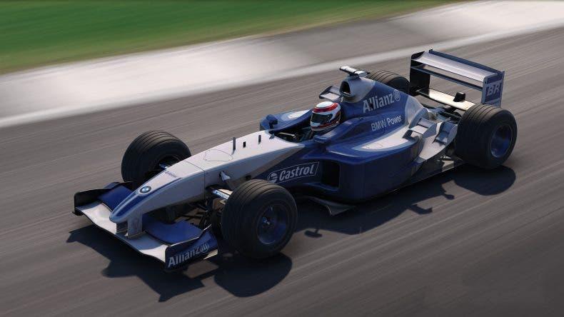 Estos son los coches clásicos que podrás pilotar en F1 2018 1