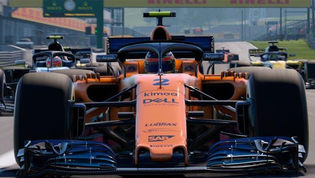 Análisis de F1 2018 - Xbox One 1