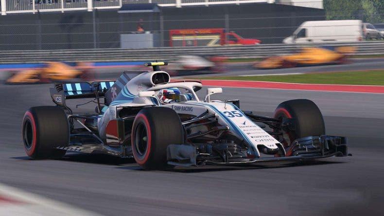 Codemasters ofrece nueva información del Modo Carrera de F1 2018 1