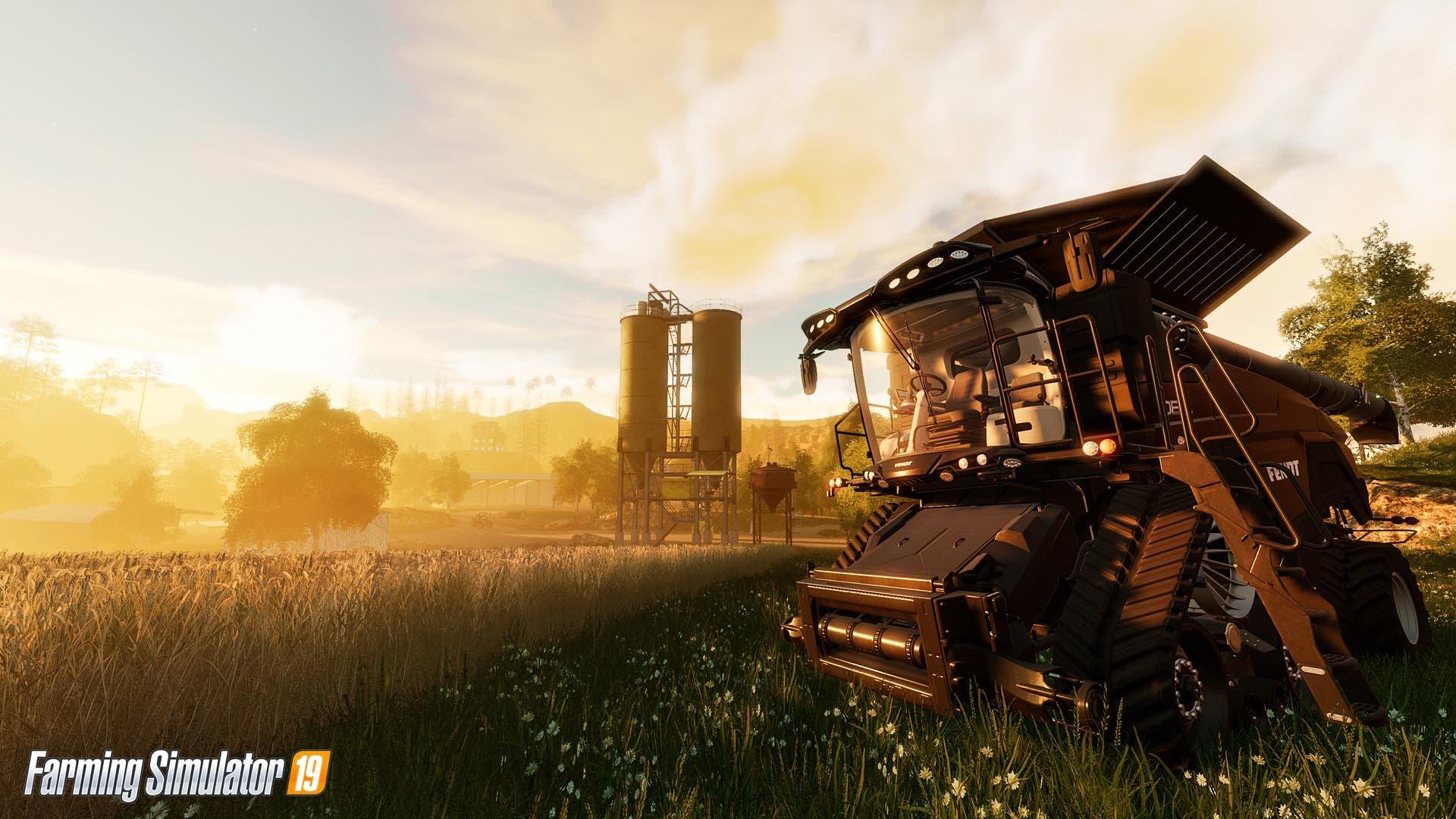 Farming Simulator 19 desvela nuevos detalles sobre su multijugador y la personalización de granjas 3