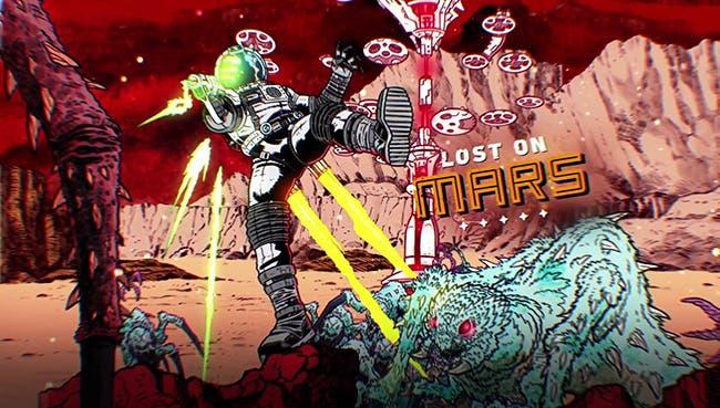 Llega la locura marciana de Far Cry 5 en un nuevo gameplay 1