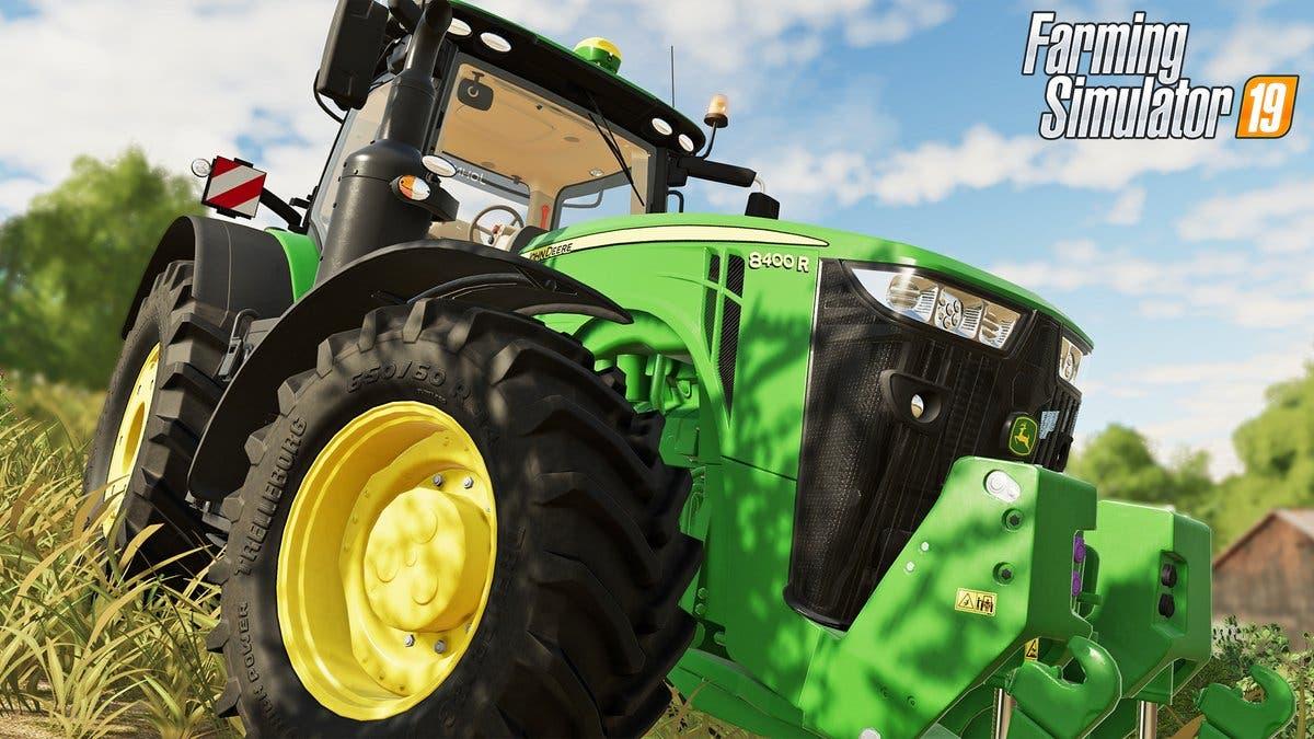 Giants Software confirma que este año no habrá Farming Simulator