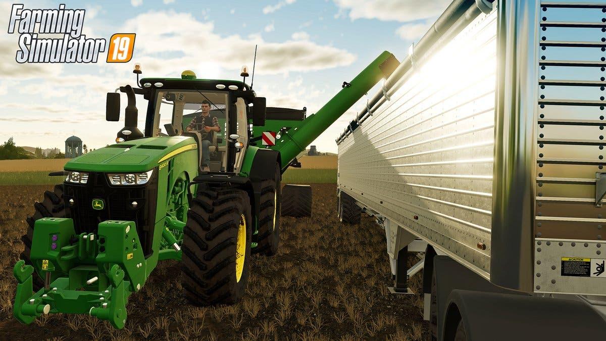 El soporte para teclado y ratón podría llegar vía mod a Farming Simulator 19 3