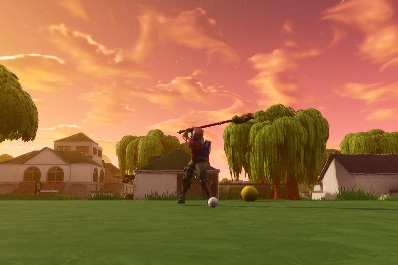 C mo jugar al golf en fortnite temporada 5 somosxbox for Fortnite temporada 5 sala