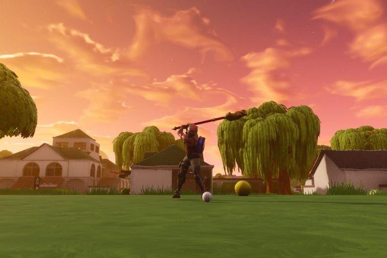 C mo jugar al golf en fortnite temporada 5 somosxbox for Fortnite temporada 5 sala