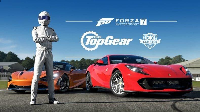 Top Gear llega a Forza Motorsport 7 en actualización de julio 1