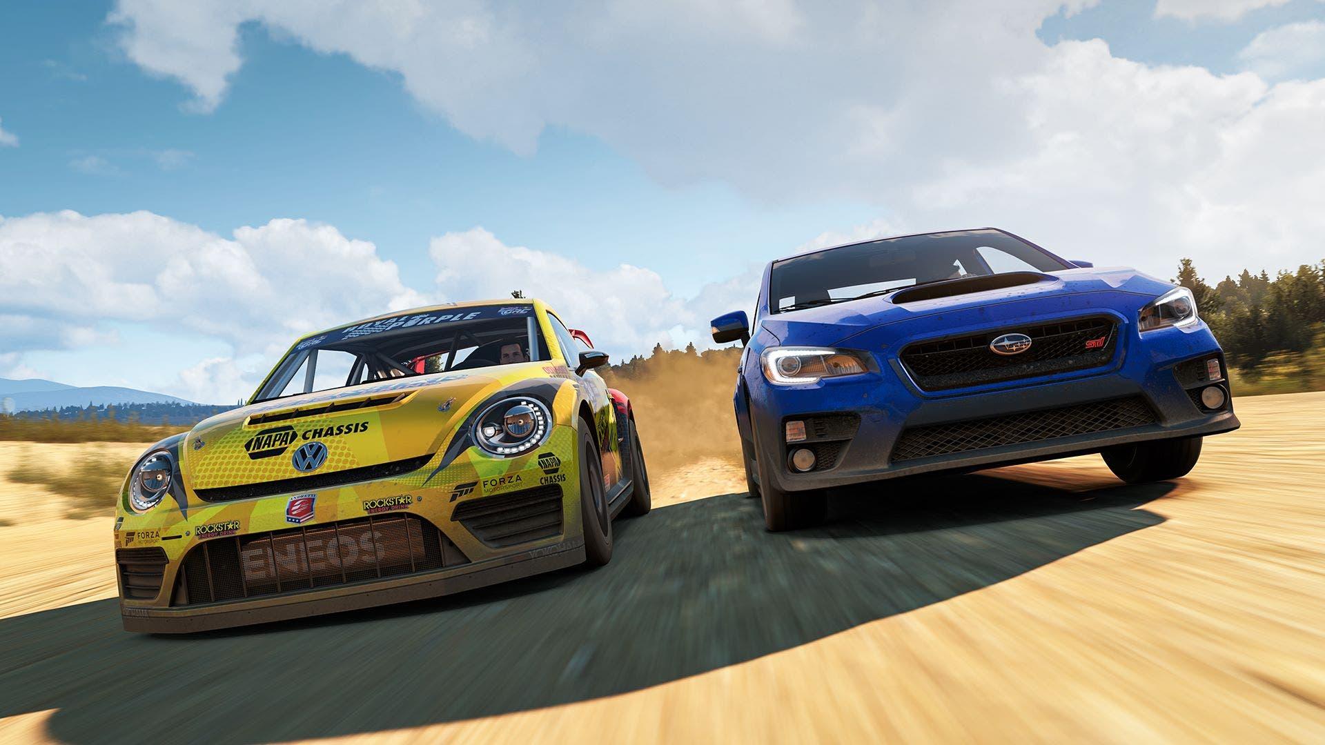 Consigue estos coches gratis para Forza Horizon 2 2