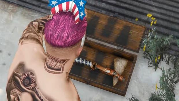 Se descubre un nuevo objeto de Red Dead Redemption 2 en GTA Online 2