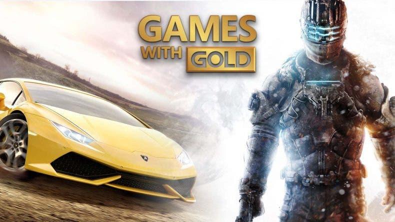 Consigue gratis Forza Horizon 2 y Dead Space 3, vía Games with Gold 1