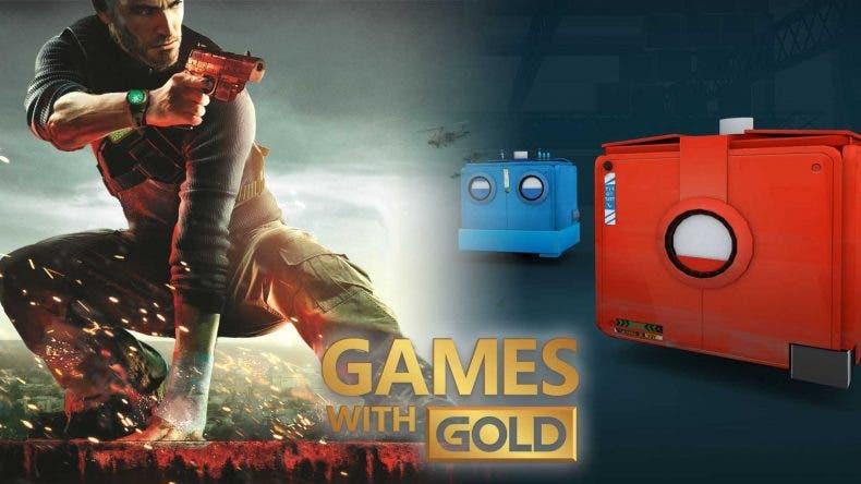 Death Squared y Splinter Cell Conviction disponibles gratis vía Games with Gold 1