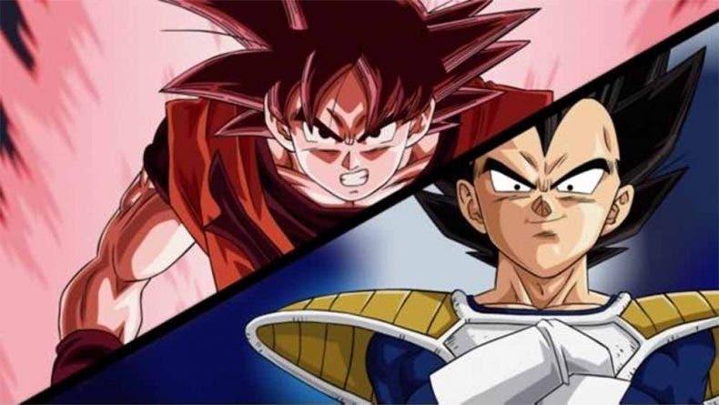 Primeros vídeos de Goku y Vegeta en Dragon Ball FighterZ 1