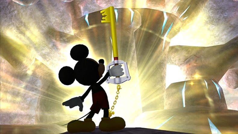 Kingdom Hearts celebra los 90 años de Mickey Mouse 1