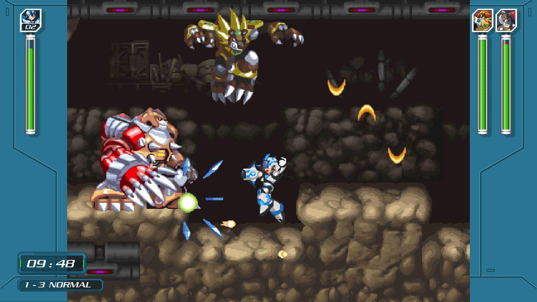 Análisis de Mega Man X Legacy Collection 1+2 - Xbox One 8
