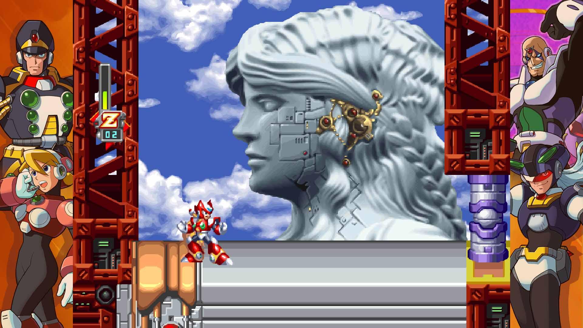 Análisis de Mega Man X Legacy Collection 1+2 - Xbox One 4