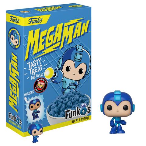 Cuphead y Mega Man tendrán sus propios cereales con figura incluida 3