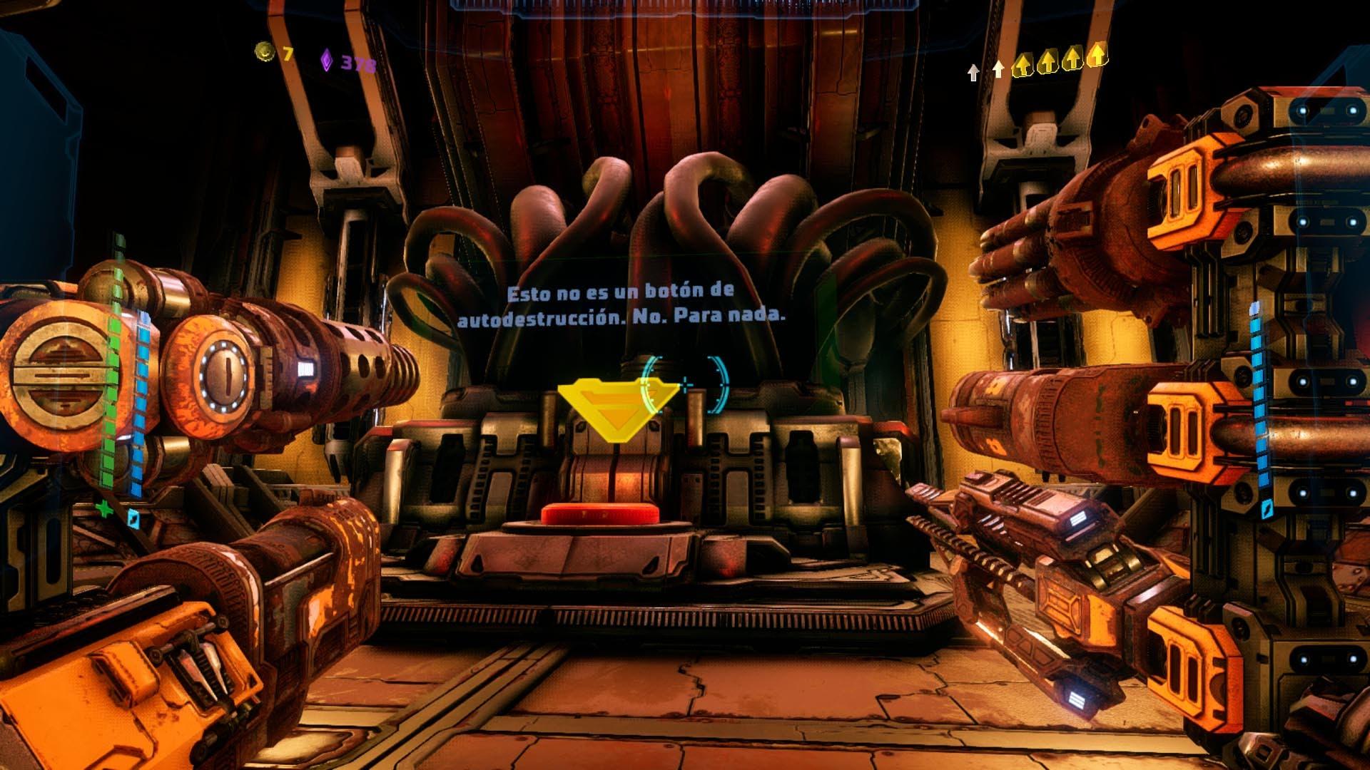 Análisis de Mothergunship - Xbox One 6