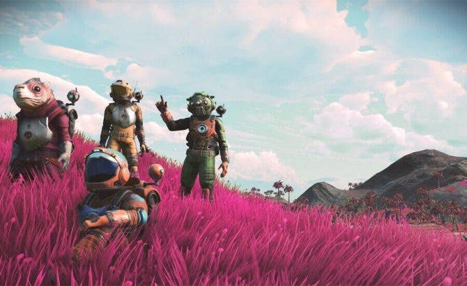 No Man's Sky ya se encuentra disponible en Xbox Game Pass de Xbox One y PC 1