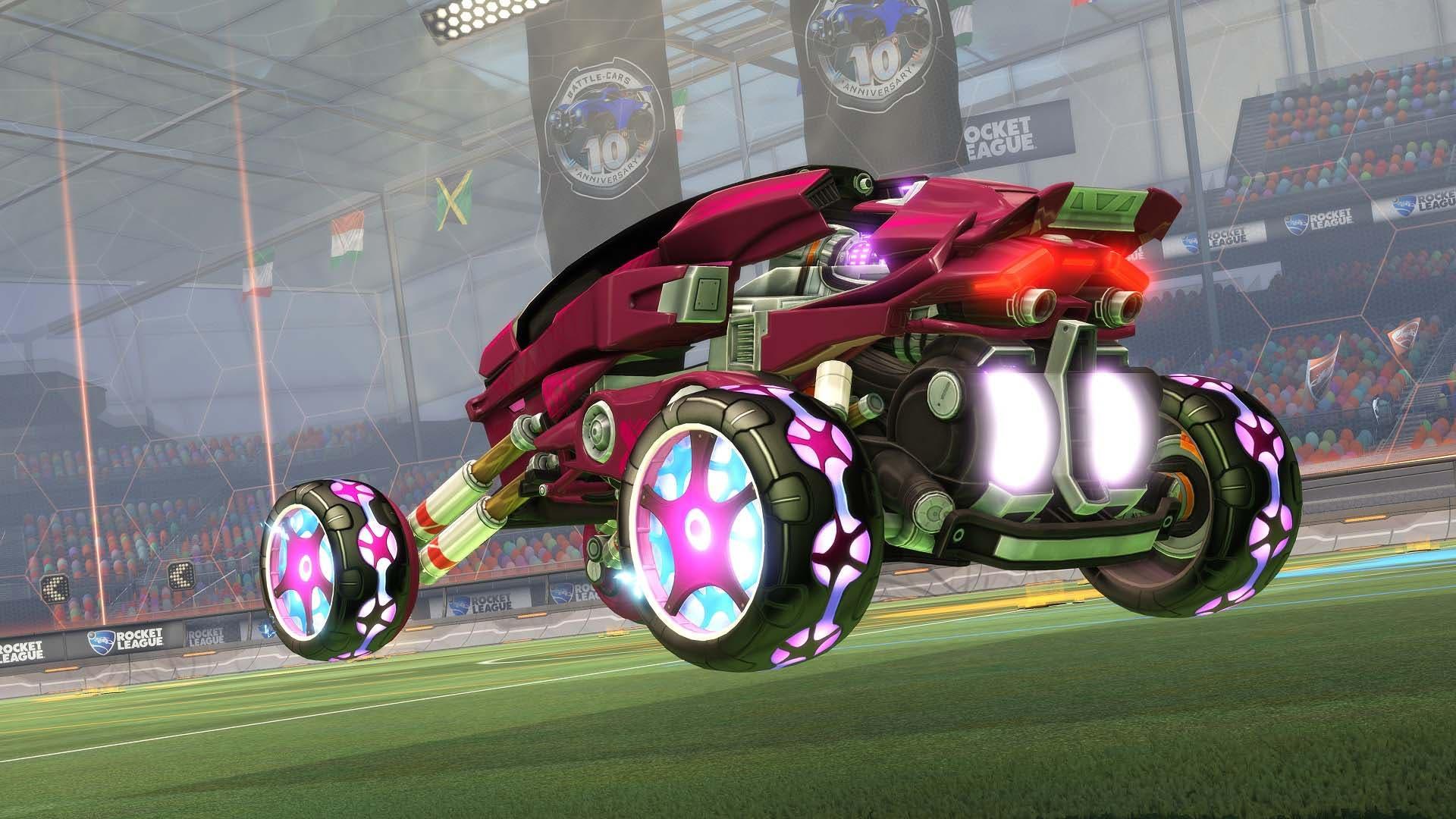 Rocket League recibirá el 3 de diciembre soporte para Xbox One X 2