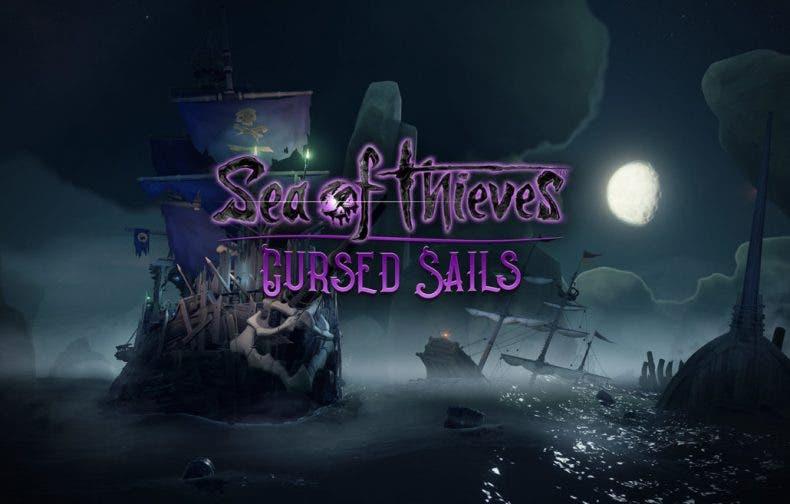 Sea of Thieves recibe nueva información sobre el evento Cursed Sails 1