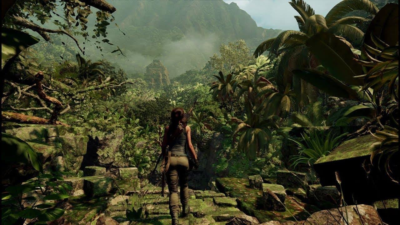 Análisis de Shadow of the Tomb Raider - Xbox One 3